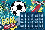 """Подложка для стола детская """"Team football"""" 2 шт. в упак, 491866, цена"""