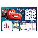 """Подложка для стола детская """"Cars"""" (2 штуки в упаковке), 491641, цена"""