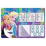 """Подложка для стола детская """"Frozen"""" (2 штуки в упаковке), 491717, купить"""
