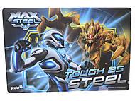 Подложка настольная Max Steel, MX14-207K