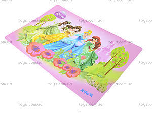 Подложка настольная «Принцессы»,, P13-207K, купить
