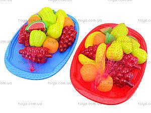 Игрушечный поднос «Фруктовый десерт», 379 в.2, отзывы