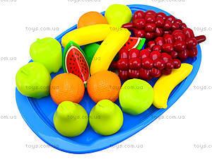 Игрушечный поднос «Фруктовый десерт», 379 в.2, цена