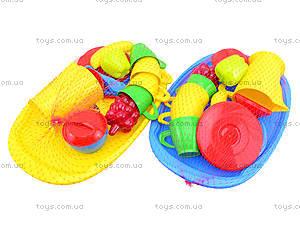 Игрушечный поднос с чайным сервизом, 924 в.2, детские игрушки