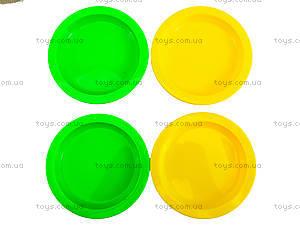 Поднос с набором посуды для детей, 990в.2, toys.com.ua