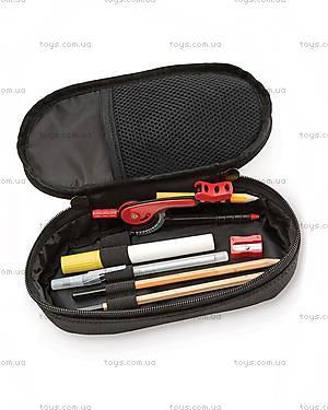 Подростковый пенал LedLox Pencil Case, цвет черный, KZ24484186, купить