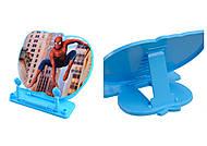 """Подставка для книг, 2 вида """"Прицесса Холодное Сердце, Спайдермен"""" , 029-12, детские игрушки"""