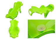 Подставка для купания, зеленая, ПХ4509 ЗЕЛ, интернет магазин22 игрушки Украина