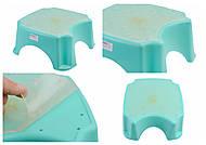 Подставка для ног, бирюзовая, ПХ4508 БИР, купить игрушку