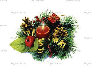 Подсвечник своими руками «Новогодняя сказка», 15100225Р, фото