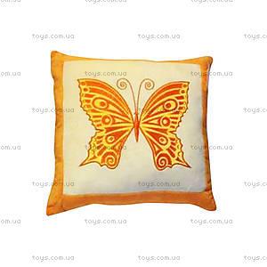 Мягкая подушка «Бабочка», ПБЧ1О