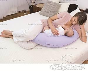 Подушка для кормления Relax, коричневая, 0196-16, отзывы