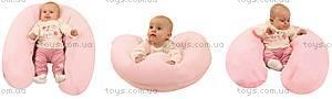Подушка для беременных Relax с наволочкой, 0091-16, фото