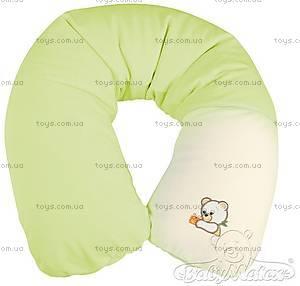Подушка для кормления Relax, с велюровой наволочкой, 0091-52