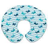 Подушка для кормления Boppy Pillow, голубая, 79902.35