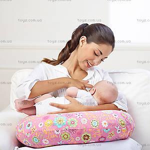 Подушка для кормления Boppy Pillow, голубая, 79902.35, купить