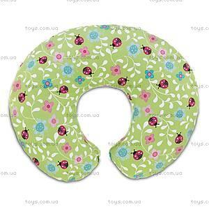 Подушка для кормления Boppy Pillow, салатовая, 79902.37