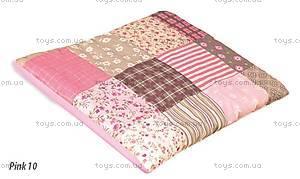 Подушка для новорожденных «Мозаика Pink», 0100-P-10