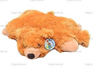 Подушка-игрушка «Медвежонок», S-TY4488/50A, фото