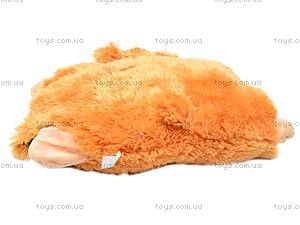 Подушка-игрушка «Медвежонок», S-TY4488/50A, игрушки