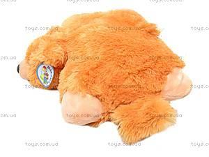 Подушка-игрушка «Медвежонок», S-TY4488/50A, детские игрушки