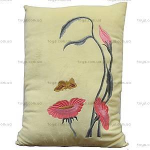 Декоративная подушка «Лицо», ПЛО1