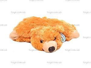 Подушка «Медведь», S-TY4488/36B, купить
