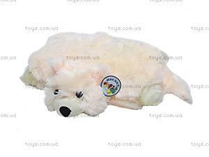 Подушка «Медведь», S-TY4488/36B, детские игрушки