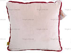 Подушка «Медвежонок с сердечками», К202, купить