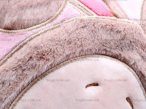 Подушка мягкая «Зайчик-Почемучка», К367С, отзывы