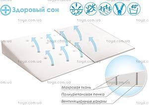 Ортопедическая подушка Klin, 60х36 см, 58, фото