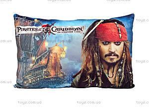 Декоративная подушка «Пираты Карибского Моря», PCS1