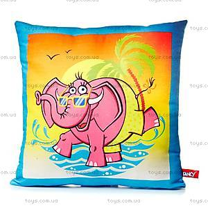 Детская подушка «Слон», ПШС0
