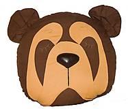 Подушка-сплюшка Собачка, ПРО-24, игрушки