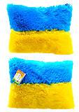 Декоративная подушка «Украиночка», 20.03.02, toys.com.ua