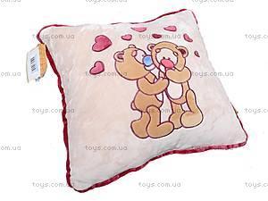 Подушка «Влюбленные медвежата», К200, фото