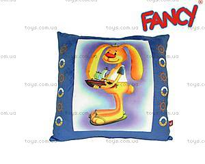 Декоративная подушка «Зайка», ПМЗ0