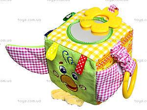 Подвеска-кубик «Попугай Шалушишка», MK5101-01, фото