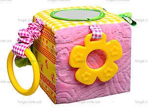 Подвеска-кубик «Попугай Шалушишка», MK5101-01, игрушки