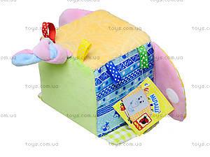 Подвеска-кубик «Слон Милашка», MK5101-03, игрушки