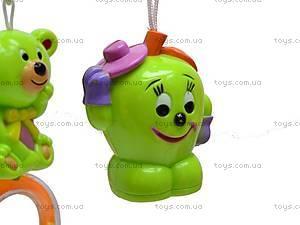 Подвеска «Музыкальная карусель», 5206B, игрушки