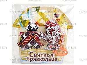 Праздничные погремушки серии «Этно-Эко», MK5401-01, отзывы