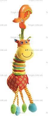 Подвесная погремушка «Дрожащий Жираф», 1105700458