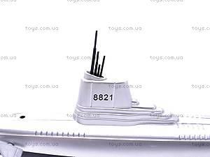 Подводная лодка Submarine, 8821, цена