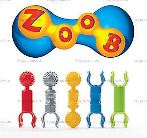 Подвижный конструктор ZOOB, 25 деталей, 311015, купить