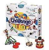 Подвижный конструктор ZOOB Challenge, 11175, toys.com.ua