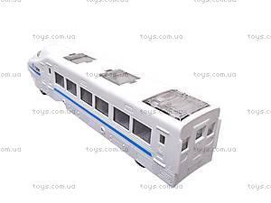 Поезд детский инерционный, 789-6