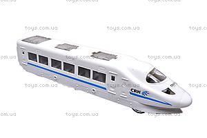 Поезд детский инерционный, 789-6, фото