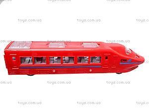 Поезд игрушечный инерционный, 789-5, купить
