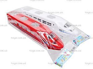 Поезд игрушечный инерционный, 789-5
